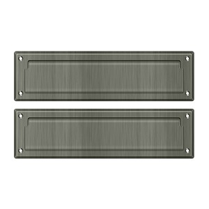 Deltana Catalog - Door Accessories - Mail Slot And Sleeves - Mail Slot 13 1/8\  with Interior Flap | deltana.net  sc 1 st  Deltana & Deltana Catalog - Door Accessories - Mail Slot And Sleeves - Mail ...