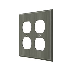 Deltana Catalog Home Accessories Switch Plates Solid Brass