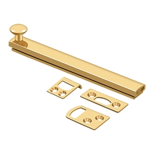 Deltana 10SSB32D Stainless Steel 10-Inch Heavy Duty Security Bolt Top Notch Distributors Inc. Home Improvement